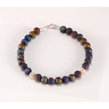 Chameleon stars bracelet