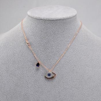 The evil eye necklace #2