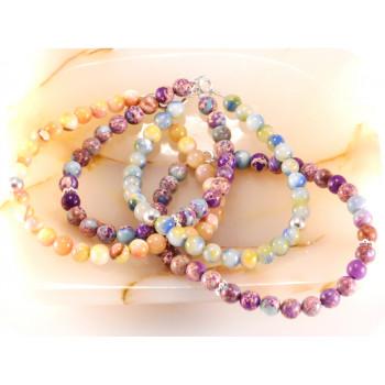 Crazy agat bracelet