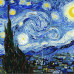Van Gogh Starry Night Bracelet