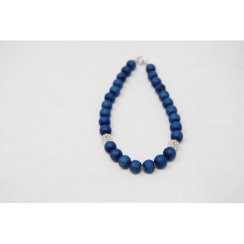Blue stars bracelet