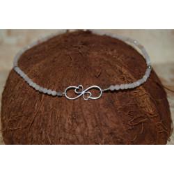 Infinity of love bracelet