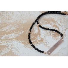 Start now onyx bracelet